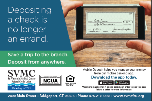 Latest News for St. Vincient's FCU | Bridgeport, CT